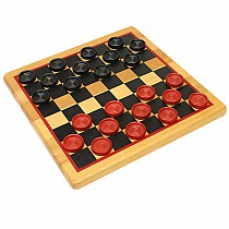 Checkers Made in America